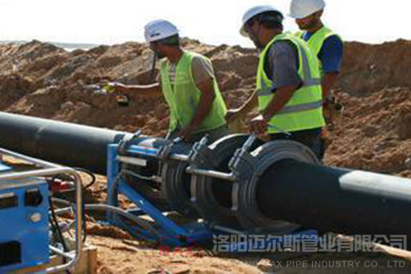 HDPE管道-国内630mm输水项目