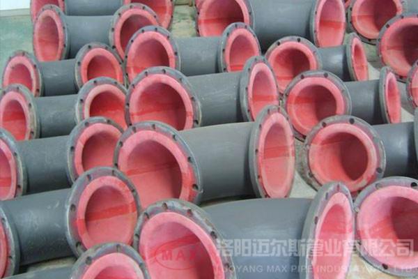 耐磨衬胶钢管